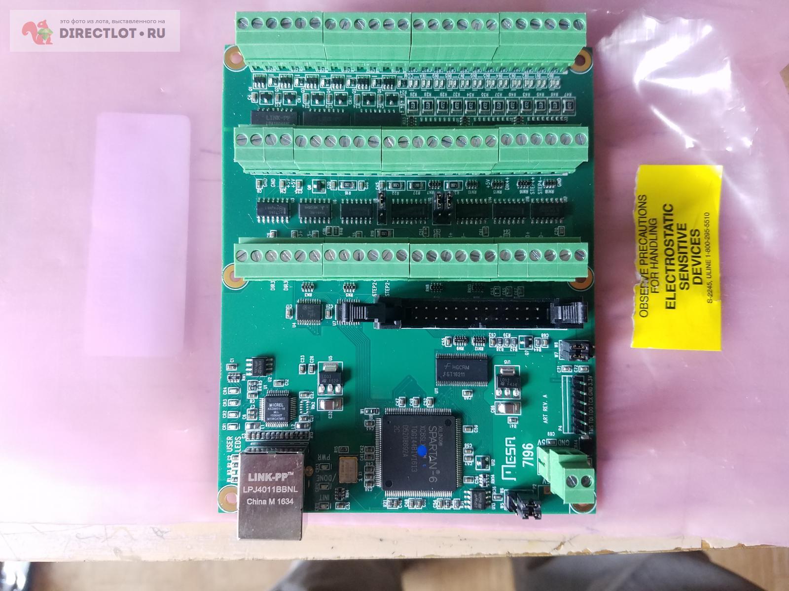 Товар: Плата коммутации MESA 7I96 Ethernet Linuxcnc на