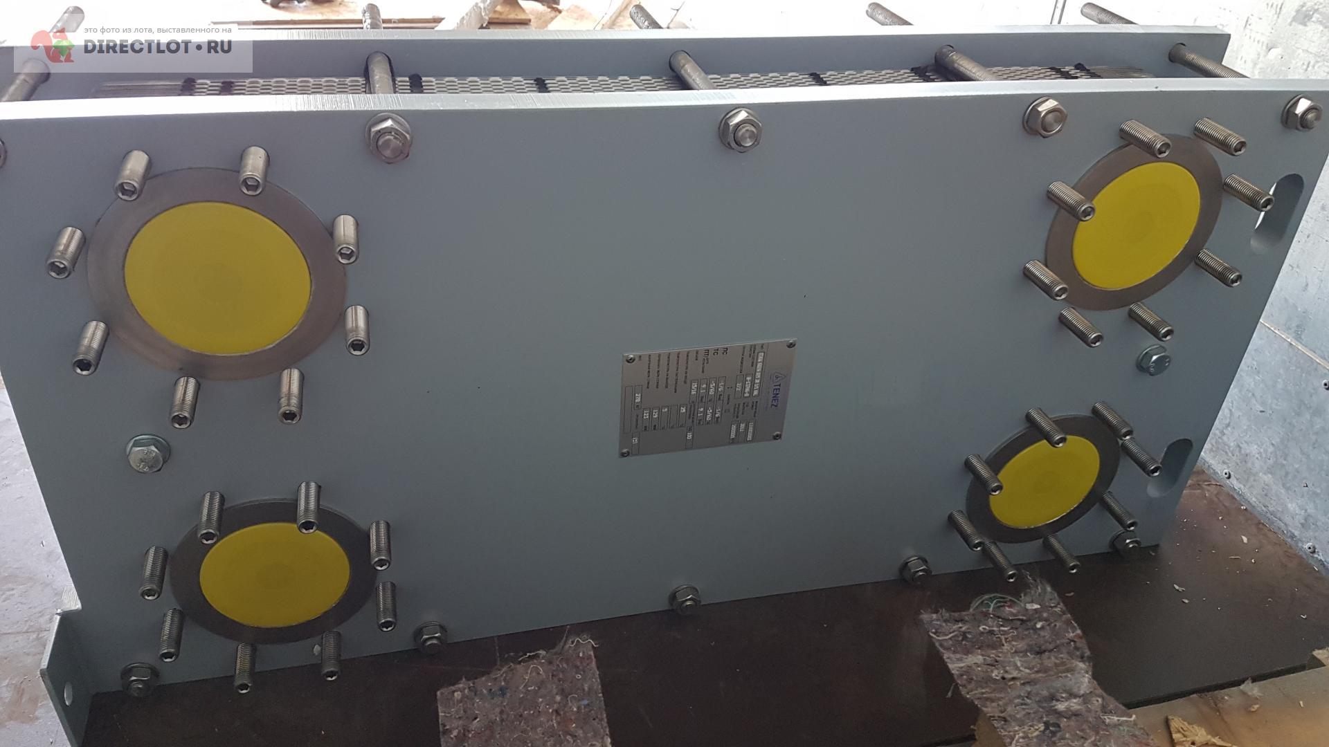 Tenez теплообменник Кожухотрубный конденсатор ONDA SM 10 Новый Уренгой