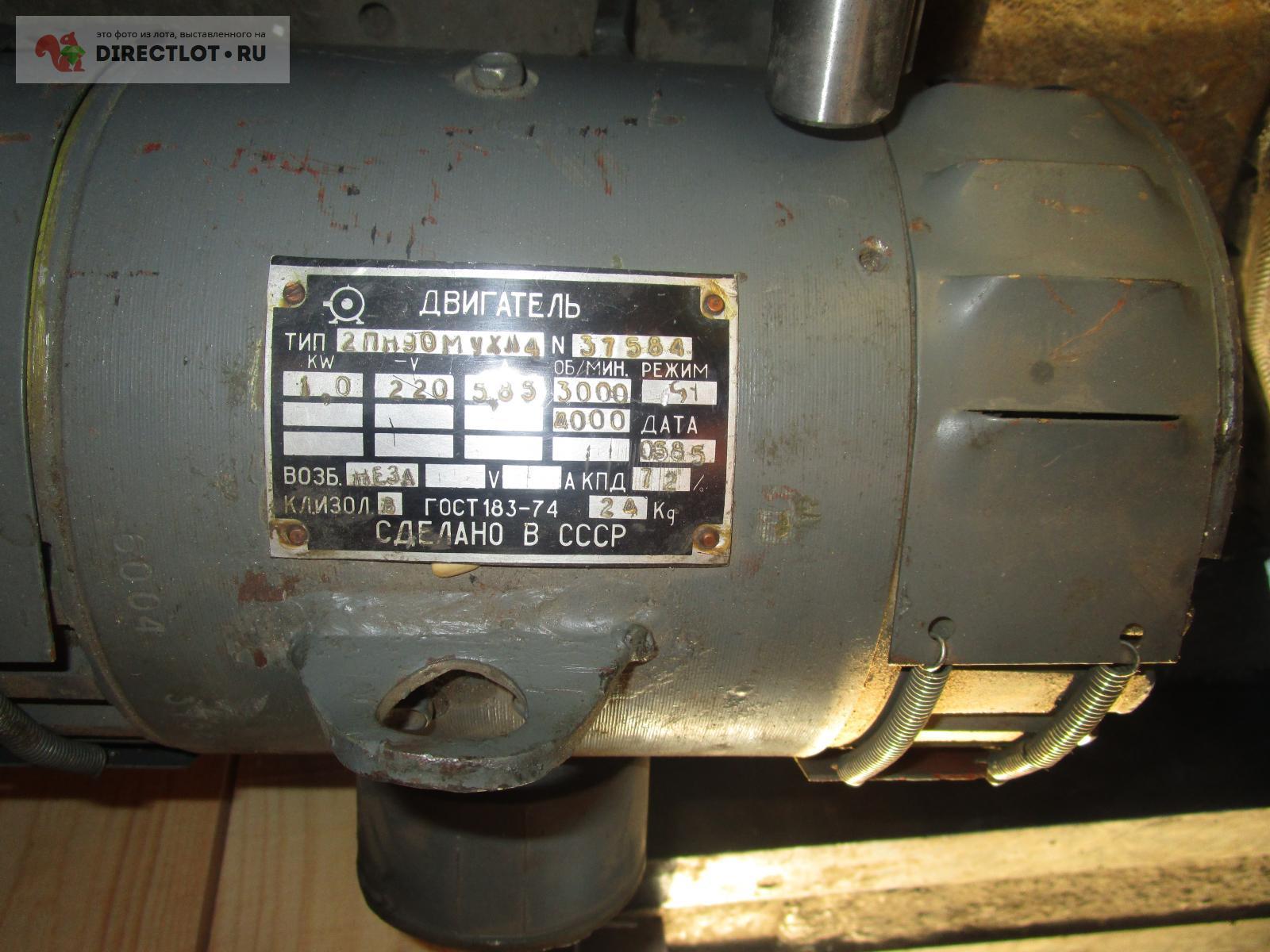 Двигатель ухл4 схема подключения
