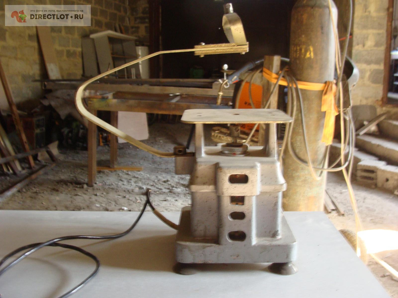 Настольный электролобзик своими руками Строительный 64